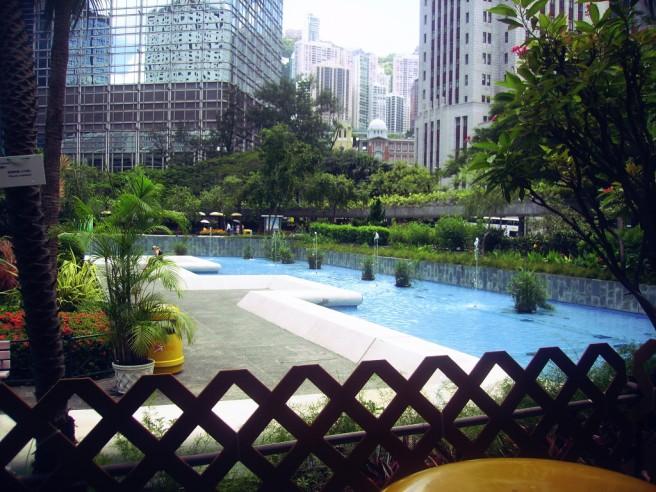 Central Park Hong Kong