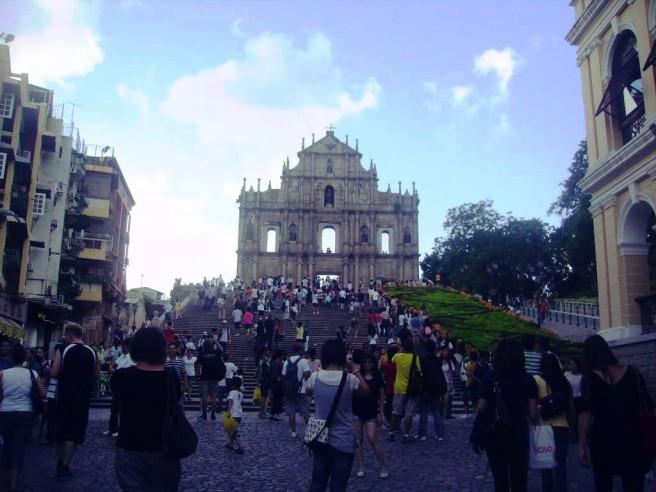 Ruins Macau