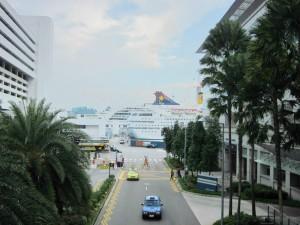 Sentosa Cruise Ship