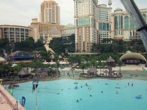 Sunway Man-Made Resort
