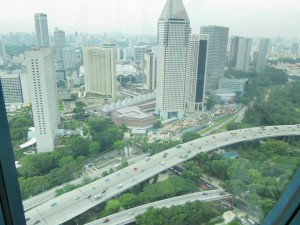View Of Singapore