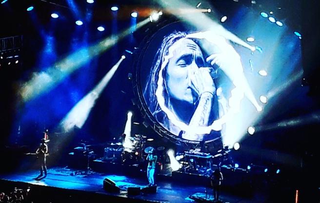 Incubus live in Manila, Incubus 8, Incubus 2018 concert