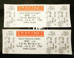 incubus tickets 2011